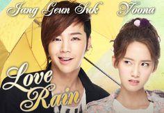 Love Rain Korean Drama...loved it...in my top 5