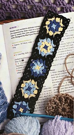 Lacy Grannies Bookmark