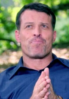 "Tony Robbins' 10-Minute Morning Ritual || For years, life coach Tony Robbins has practiced a morning ritual that he says has provided the very foundation of who he is. He teaches people to set aside 10 minutes every day for ""pure gratitude."" This daily practice, he says, could be a game-changer in your life.  Watch as he describes the three-step process that will ""prime"" you for the day and leave you feeling fulfilled."
