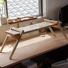 囲炉裏テーブルキャンプファイヤースタンドテーブル焚き火テーブルウッドスタンド木製スタンド