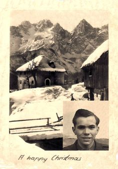 Dad Graz Austria 1952