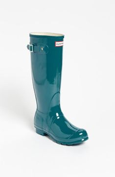 HUNTER boots! (Red!)