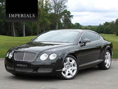 Imperials Stunning 2006 Bentley Continental GT Mulliner with full Diamond Stitched Leather available now £33,995
