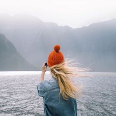 Imagen de girl, nature, and travel