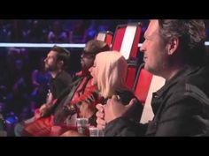 Tessanne Chin Performs on The Voice [FULL] Pink's song TRY