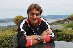 Roger Federer sits down with Tennis World Italia.  April 2012.  #tennis