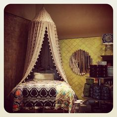 My new bedroom...in my dreams. • #Anthrofave