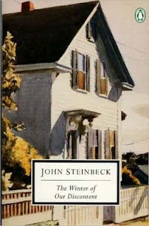 The Winter of Our Discontent - John Steinbeck - A story about the struggle to do the right thing.  Loved the humor.
