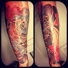 Japanesse tattoo