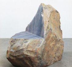 Scott Burton - Rock Chair (1982)