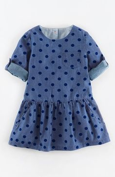 Mini Boden 'The Blues' Tunic (Toddler Girls, Little Girls & Big Girls) available at #Nordstrom