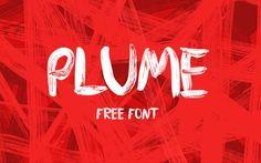 Plume tipografía