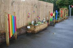 Interactive Sensory Gardens