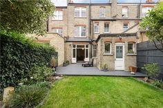 Garden, 4 bedroom terraced house for sale Midhurst Avenue, London, N10