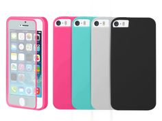 Colorful Flip Front Back protection - iPhone 5 5s #apple #iphone5s #iphone5 #fashion #case #protection #offer #smacktom