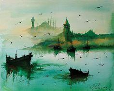 İstanbul Tabloları İST 095