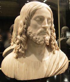 Tullio Lombardo - Bust of Christ, 1520