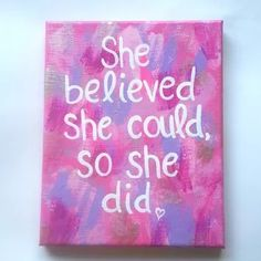 Canvas Quote 9x12 Quot She Designed A Life She Loved