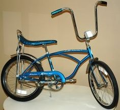 The Schwinn Sting-Ray is perhaps the most iconic bicycle in American history. The first model was conceived in 1963, and the Sting-Ray was coveted...