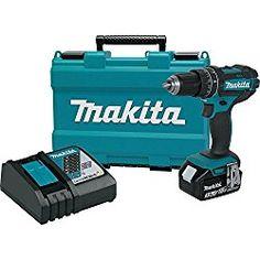 Makita XPH102 18V LXT Lithium-Ion Cordless 1/2″ Hammer Driver-Drill Kit (3.0Ah) Review
