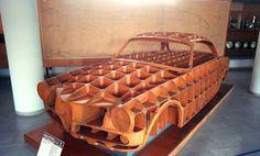 Alfa Romeo Sprint Car Body Buck