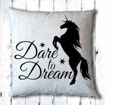 Hey, I found this really awesome Etsy listing at https://www.etsy.com/listing/237938075/handmade-dare-to-dream-unicorn-stars