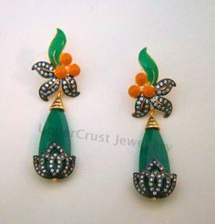 Exclusive Designer Zircon earrings