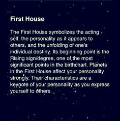 (first house)  1st House.  #Astrology For more Zodiac related posts, please check out my FB page:  https://www.facebook.com/TheZodiacZone