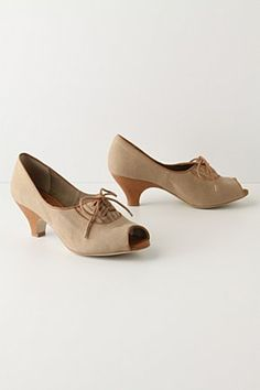 Miniver Lace-Ups | Anthropologie