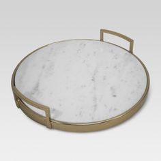 Gold and Marble Tray - Project 62™ - image 1 of 1
