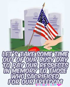 memorial day sign sayings