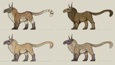 new creature - colour and pattern test by FabrizioDeRossi on DeviantArt