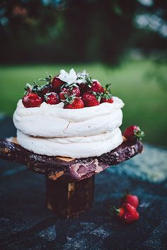 "Pavlova, Eton mess and ""perfect"" meringues by call me cupcake.  #foodphotography #foodstyling #strawberries"