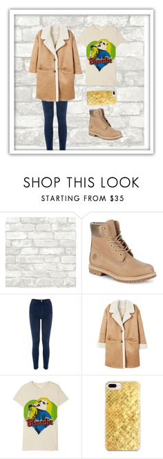 """""""Just winter."""" by dahn-pahn on Polyvore featuring мода, Timberland, Warehouse, MANGO, MadeWorn и Casetify"""