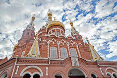 Свято-Михайловский Собор Ижевск,Россия