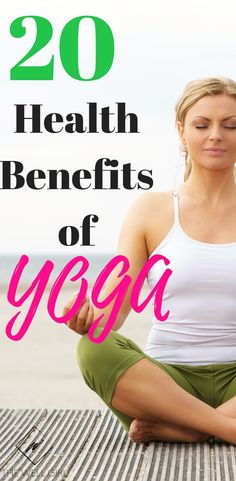 Click through to learn the numerous health benefits of yoga and how you can get started today!