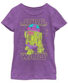 Star Wars Big Girls', Purple//Red Lines, Medium Cute Girl Outfits, Tshirts Online, Star Wars, Clothes For Women, Mens Tops, T Shirt, R2 D2, Girls, Wanderlust