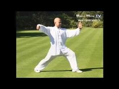 Tai chi for beginners - Yang style Form Lesson 1 - YouTube
