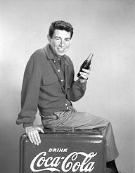 Celebrity Advertising - Eddie Fisher