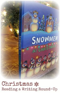 Small Types: Christmas Reading and Writing valuable time to spend together.Snowmen at night is excellent too Christmas Writing, Christmas Books, Christmas Holidays, Christmas Ideas, Literacy Activities, Activities For Kids, Reading Activities, Winter Activities, Snowmen At Night