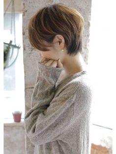 【+~ing】耳掛けユルショート【畠山竜哉】 - 24時間いつでもWEB予約OK!ヘアスタイル10万点以上掲載!お気に入りの髪型、人気のヘアスタイルを探すならKirei Style[キレイスタイル]で。