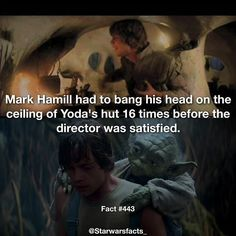 Another #awesome #starwars fact brought to you in part by @starwarsfacts…