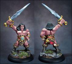 talisman games workshop dwarf warrior - Google Search