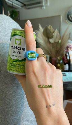 Japanese Matcha, Love Energy, Diy Rings, Matcha Green Tea, Diy Clay, Color Stories, Photo Dump, Cute Jewelry, Aesthetic Pictures