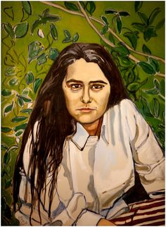 "ALICE NEEL - ""Kate Millet"" (1970)"