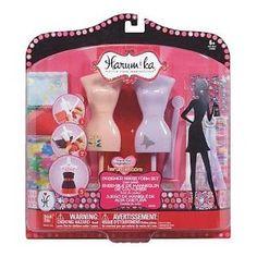 Bandai Harumika Designer Dress Form Set (Colours and Styles may vary)