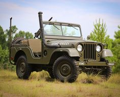 Jeep M38-A1 from jeepcollection.com