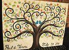 thumbprint fingerprint wedding tree