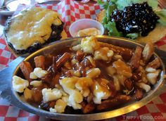 poutine! This is for you Canadia:)