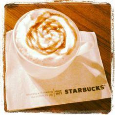 #starbucks #starbucksindia #caramelsaltedmocha #bliss #solitude #coffee #caramel